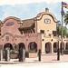 davis train station