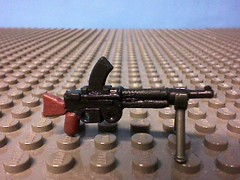 Custom Japanese Type 96 light machine-gun (Justsuper9) Tags: light japanese gun lego pacific many wwii machine ak lewis tags type too phew 96 77mm c96 arisaka brickarms