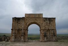dsc05186es (Michelle Bartsch) Tags: morocco triumphalarch volubilis