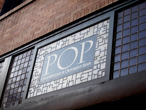 Old Town Pasadena Restaurant Week:  Dinner at Pop Champagne