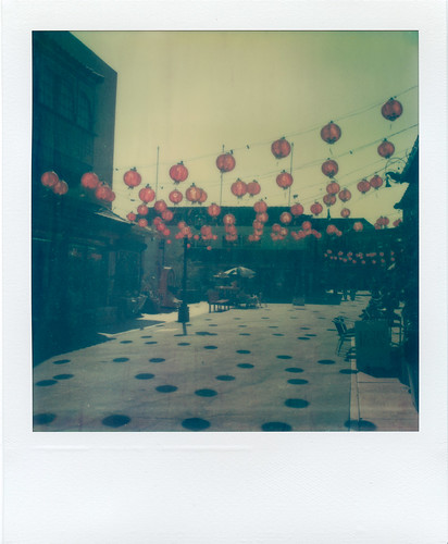 Red Lanterns and Shadows