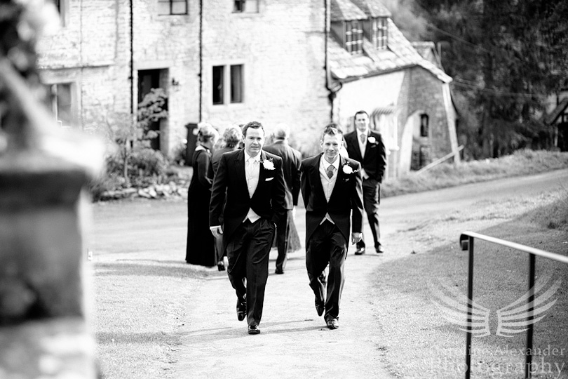 Cirencester Wedding Photographer Chedworth Church 3
