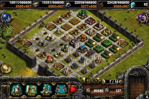 iOS] SEGA?? Kingdom Conquest!!
