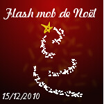 flash mob de noel