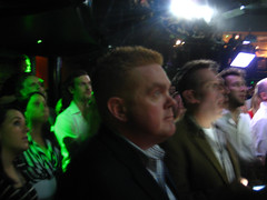 Gregs at the .Net awards