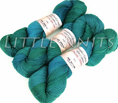 Jade Sapphire Special Edition at Little Knits - Carribean Mist