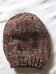Ellen's Knit Hat