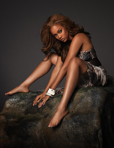 Tyra Banks by.