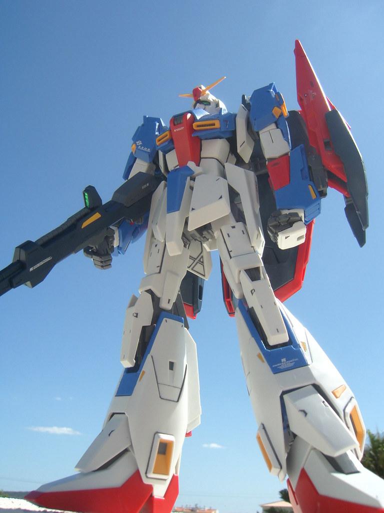 Gundam Zeta toys