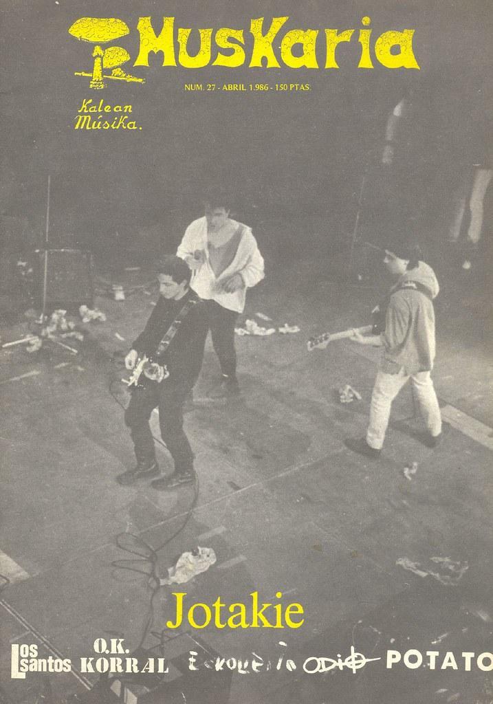 muskaria nº27 - abril 1986