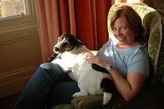 Gairloch dog Bos Bob