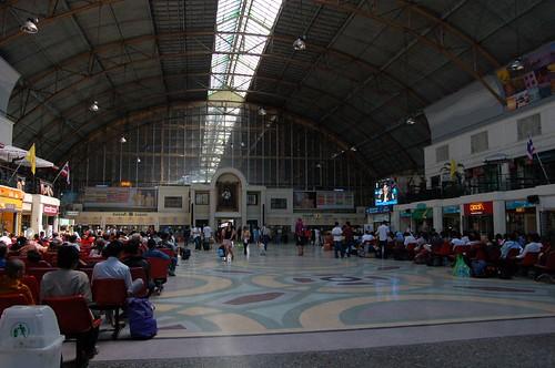 Hua Lamphong 駅
