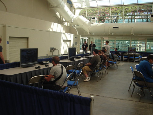 Sala de juegos de SIGGRAPH 2007
