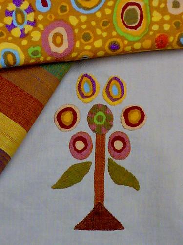 sampler tree