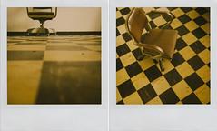 Chair Study (olla podrida) Tags: polaroid polaroid600 universityofutah ollapodrida