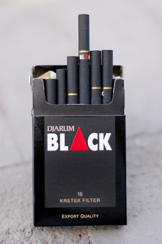 DJARUM Black Cigerettes