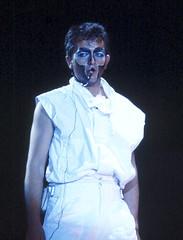 Peter Gabriel, 1983 at Flickr.com