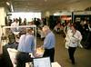 SimTecT 2007 - Ausstellungsraum