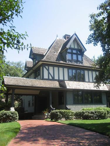 John F. Palmer House (1893)