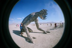 crawler (jesse.cheese) Tags: art playa burningman goodtimes ohmygawd thatwasgood bm07