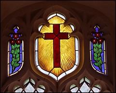 cross (Simon_K) Tags: church norfolk churches eastanglia hassingham norfolkchurches 070908 bikerideday2007 wwwnorfolkchurchescouk