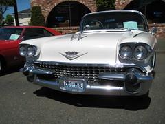 1958 Cadillac (Hugo90) Tags: auto sedan washington cadillac aberdeen 1958