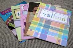 Scrapbook Magazines