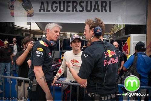 Red Bull y Puma