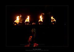 Torches Series : The Torchbearer (rkmenon) Tags: people india colors festival night canon fire eos warm colours faces dramatic kerala burning torch ravi 1750 28 tamron 2010 thrissur aprilmay melam torchbearer vilakku burningtorches utsavam rkmenon irinjalakuda koodalmanikyam warmertones pantham ravimenon rkmenonphotography templekoodalmanikyamtemple littorch theepantham