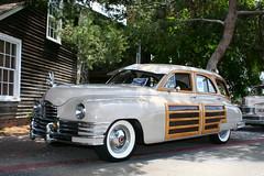 1948 Packard woody - fvl (Rex Gray) Tags: classiccars packard concoursdelegance autoglamma pakjard