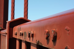 Golden Gate Bridge Bolts