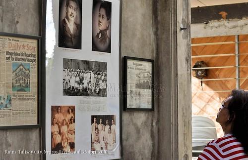 Lacson family memorabilia