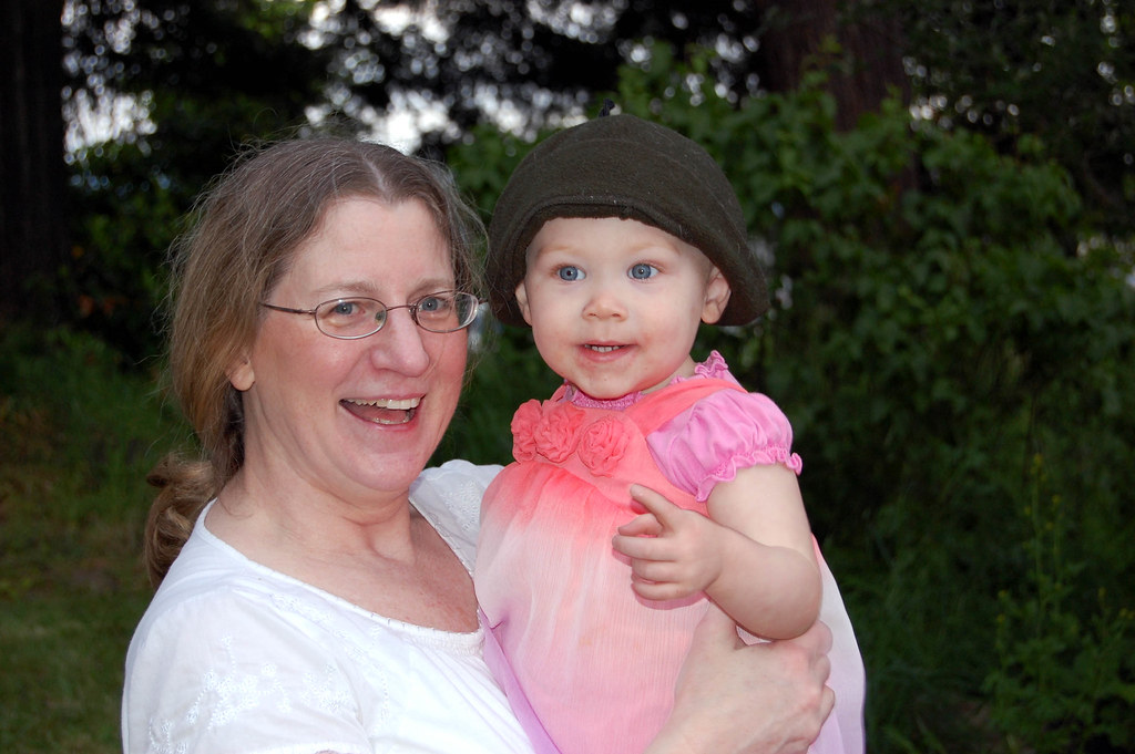 Grandma & Charlotte