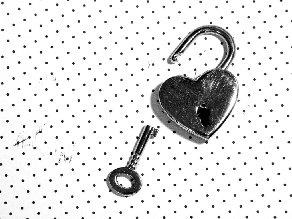 day 160: lock & key