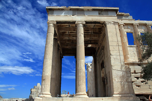 Memories of Athens: Mythology, Blue Skies, and Raucous Tavernas