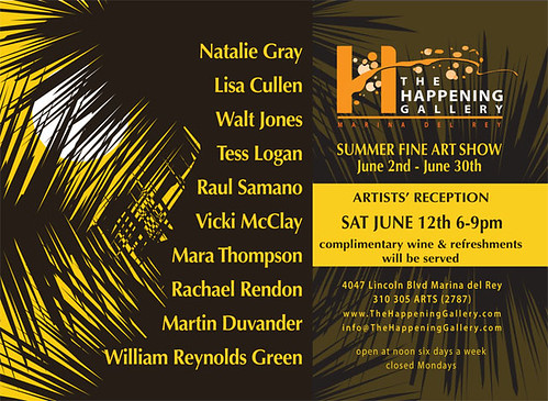 The Happening Gallery Marina del Rey