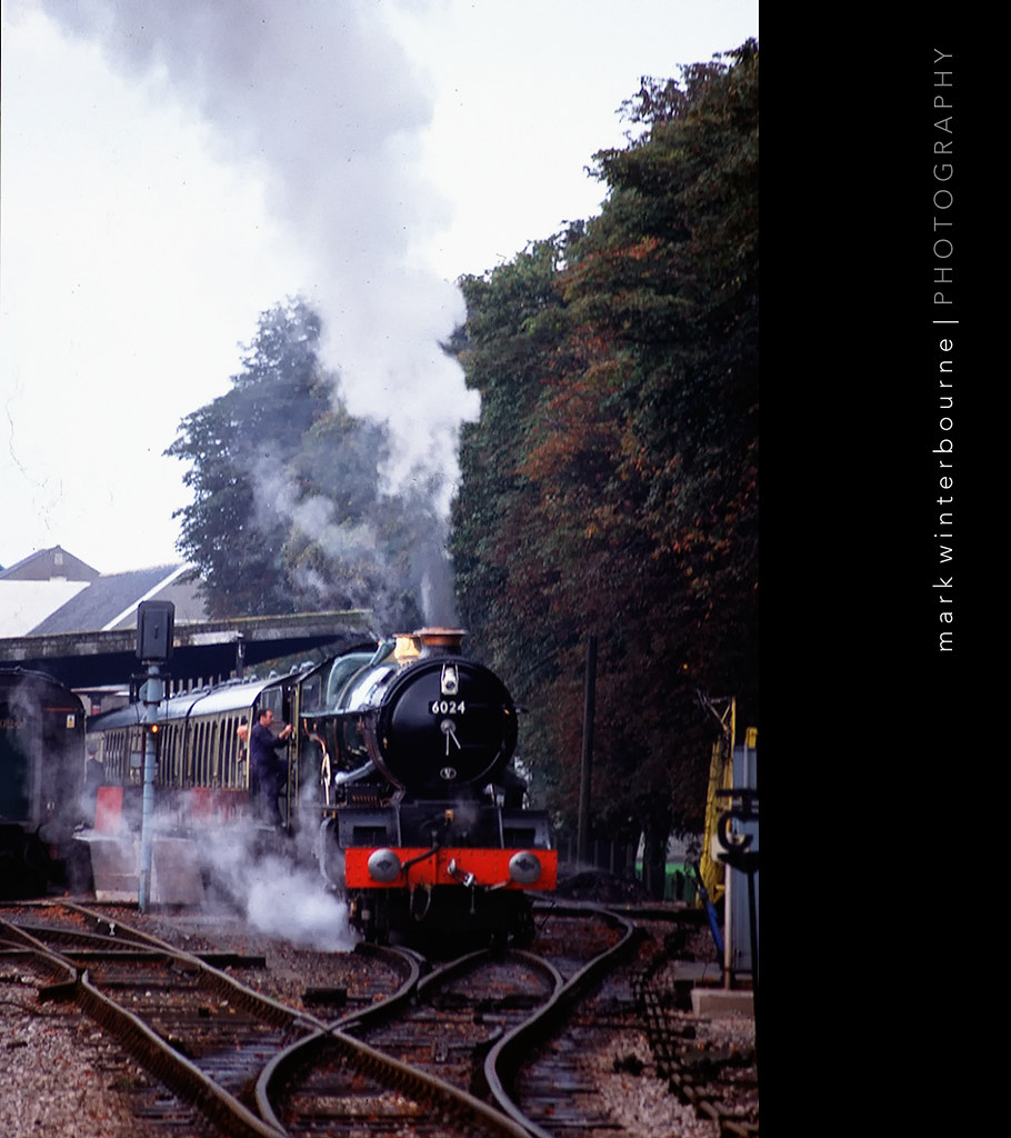 Great Western Railway King Class 4-6-0 steam locomotive