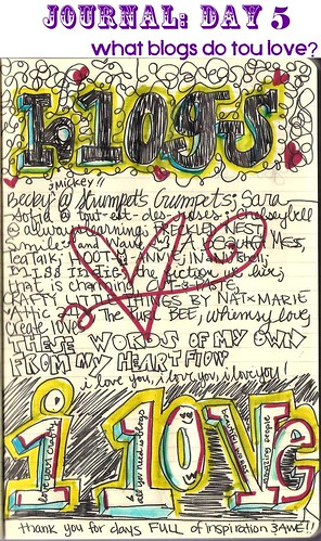 day5- BLOGS i LOVE