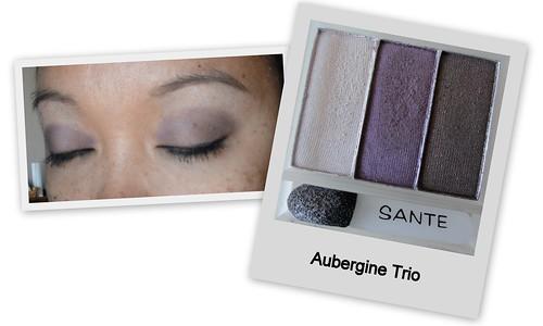 Sante Aubergine Eyeshadow