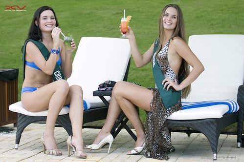 Miss CRIMEA & Miss Russia