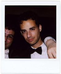 lonne (flybutter) Tags: nyc film polaroid financialdistrict wintergarden benefit slr680 afterparty bflat 779 flybutter lonne miracleatgroundzero sohosynagogue beyondblacktie