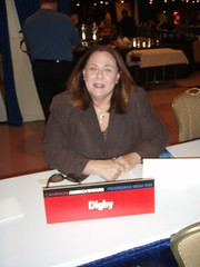 Is Candy Crowley Digby?