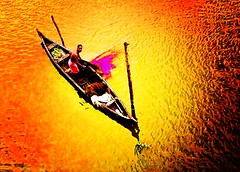 Fishing Apocalypse ! (Anoop Negi) Tags: blue girls sunset red portrait sky people cloud india lake color men green bird tourism monument nature water girl beautiful yellow promotion festival clouds sunrise river landscape boat amazing lomo fisherman women bravo moody faces gorgeous indian culture landmarks traditions places kerala location exotic human hues land historical nets moods cochin anoop gree backwaters boatman ernakulam oars negi waterscape uplifting kereala chakolas thevera ezee123 thavera abigfave anawesomeshot impressedbeauty ultimateshot diamondclassphotographer adoublefave soulsresonance