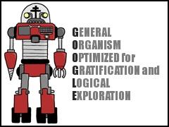 google robot afkorting