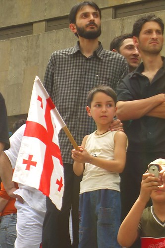 Independence Day Parade - Tbilisi, Georgia