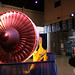 6.22.07 - An engine fan at Pratt & Whitney