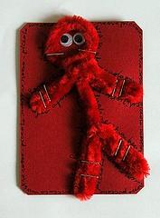 piccolo mostro rosso