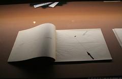 documenta 12 | Mira Schendel / Untiteled (Notebooks) | 1971 | Schloss Wilhelmshöhe