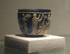 "The ""Morgan Cup"" (Piedmont Fossil) Tags: newyork glass corning antiquities corningmuseumofglass ancientrome"