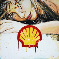 Shell By Jeff Schaller (Marcela P.) Tags: art me painting yo eu moi io popart marcelap byjeffschaller